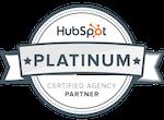 platinum Hubspot partner 150
