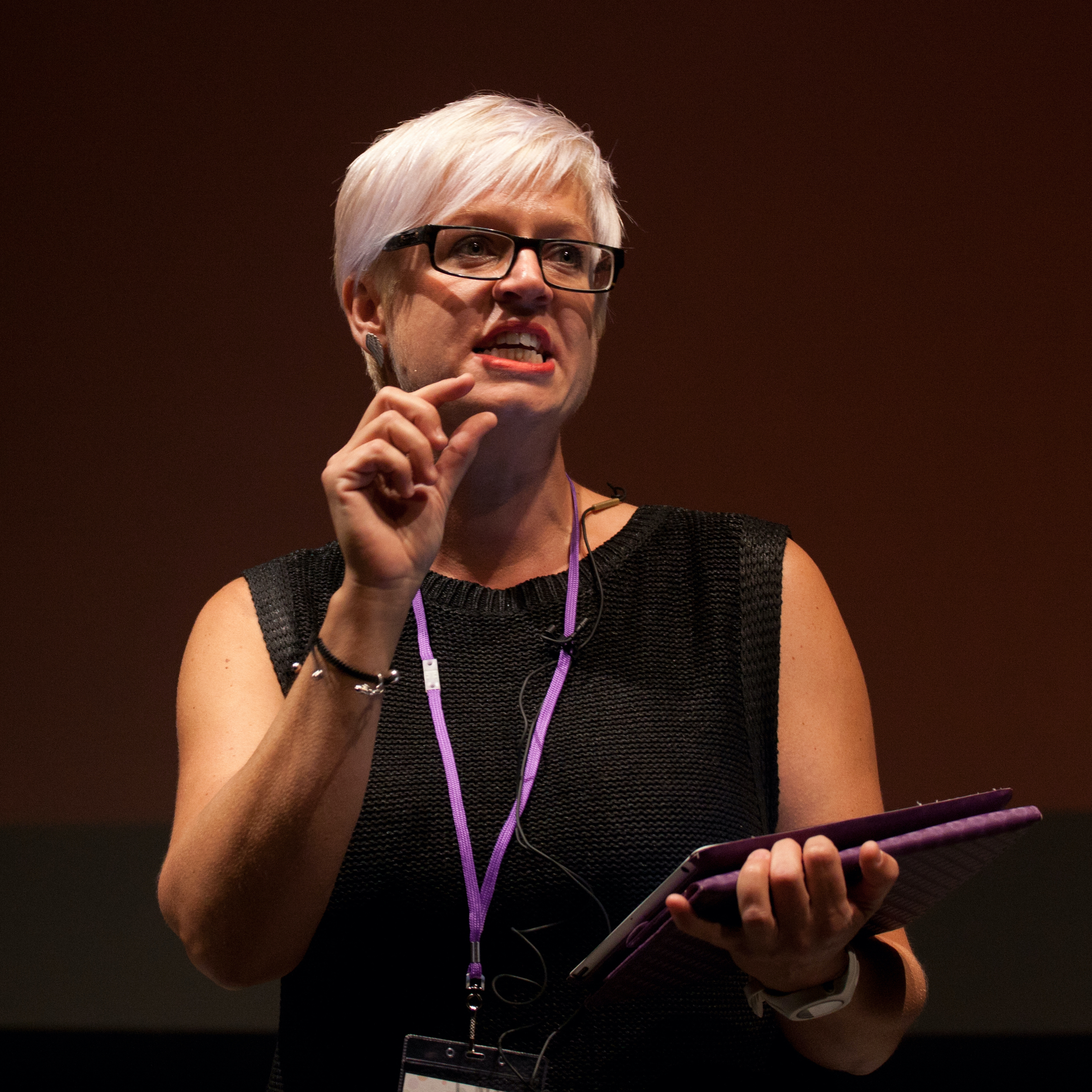 Sharon Green Moderator