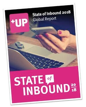 2018 State of Inbound Report - UP