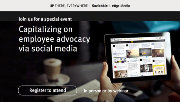 Social Media And Employee Advocacy Seminar Webinar